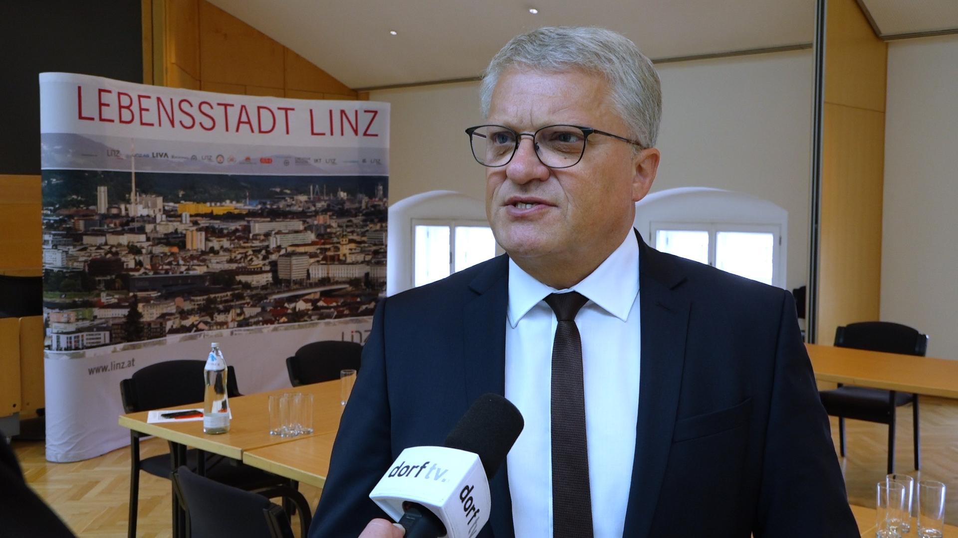 Corona-Pakt für Linz