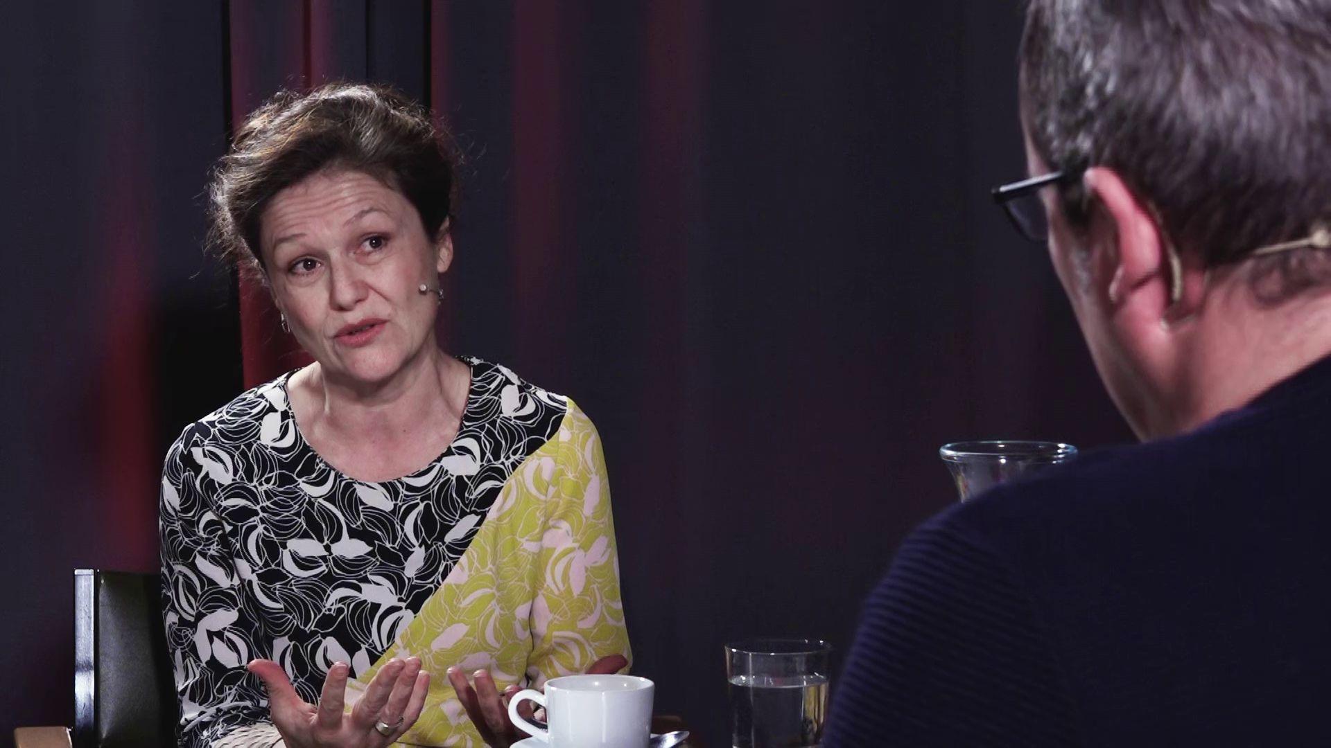 Wassermair sucht den Notausgang – Gast: Barbara Herzog-Punzenberger