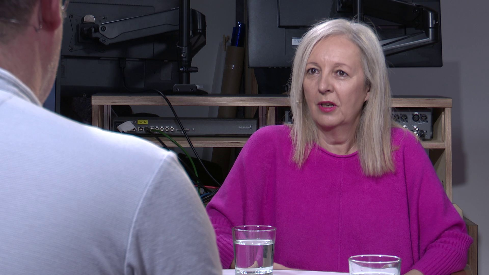 Wassermair sucht den Notausgang – Gast: Christine Dollhofer