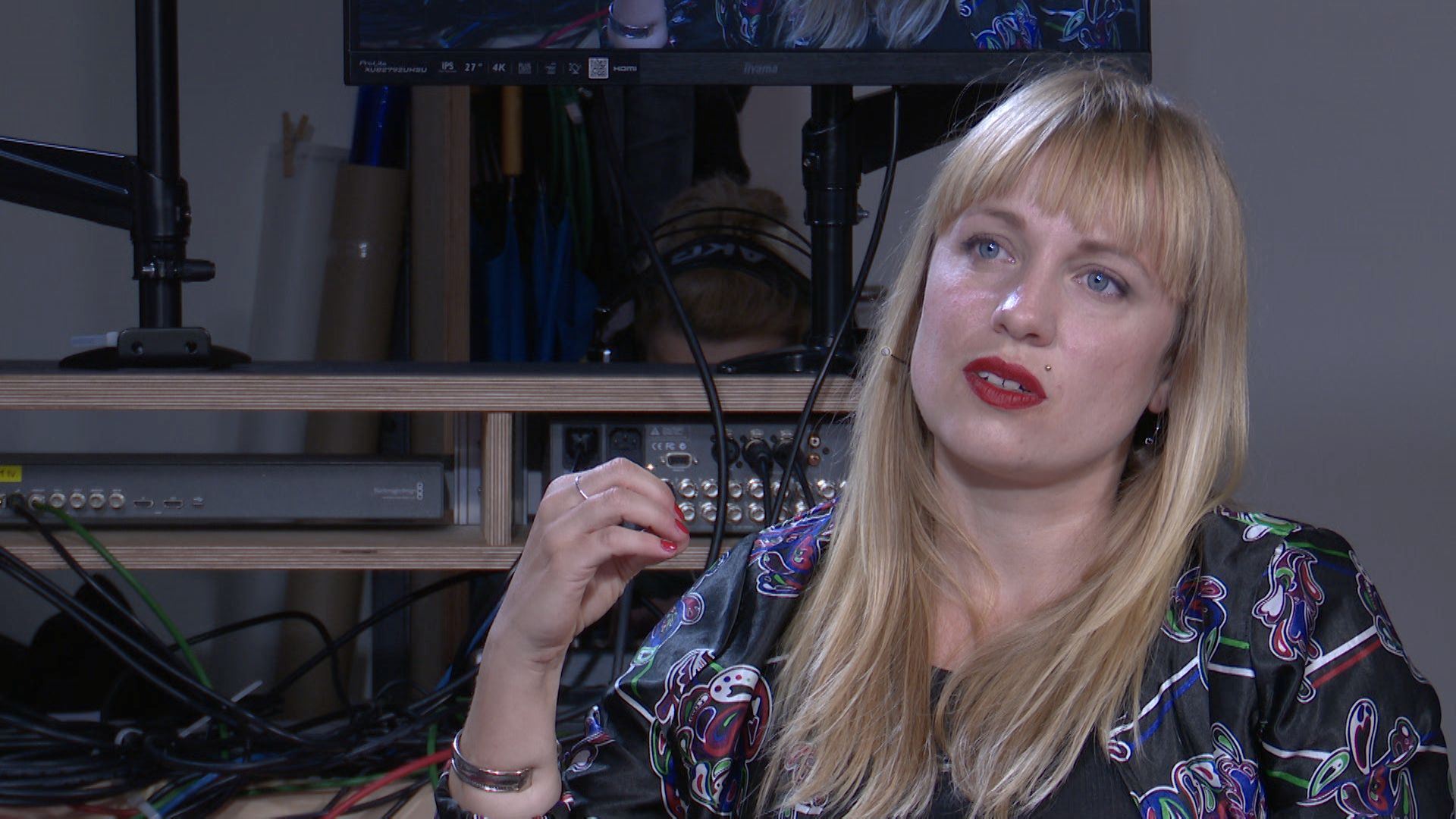 Wassermair sucht den Notausgang – Gast: Klara Charlotte Zeitz