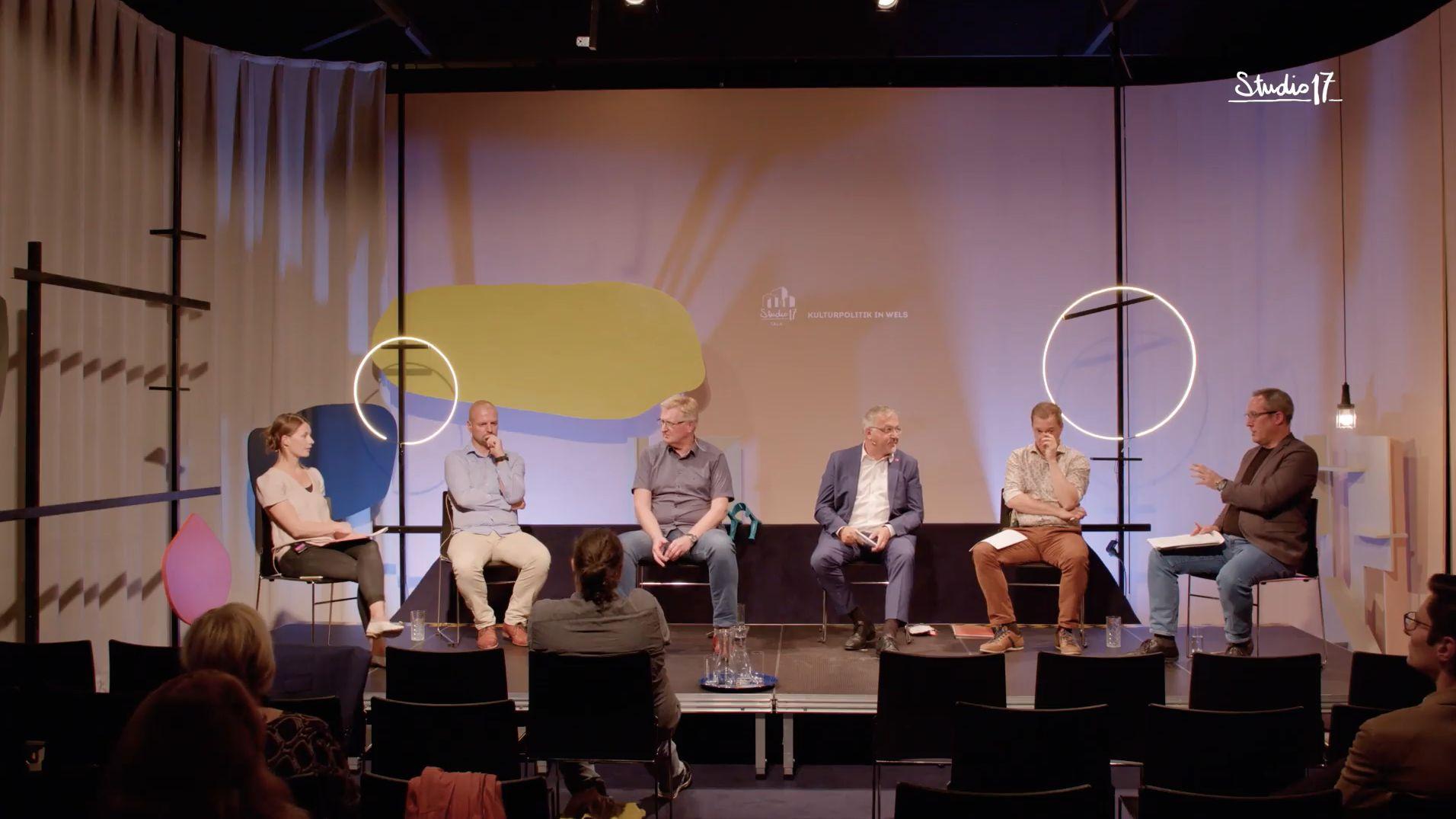 City off the map – welche kulturpolitische Zukunft steht in Wels zur Wahl?