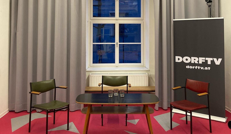OÖ. Landtagswahl 2021 – live aus dem Pressezentrum im Linzer Ursulinenhof